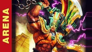 SMITE #24 - Arena com Chaac - O Deus da Chuva