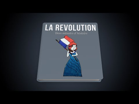 La Révolution française (2 minutes d'histoire)