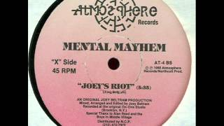 Mental Mayhem - Joey