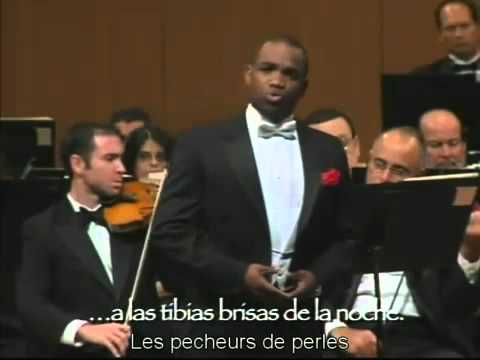 Tribute to Lawrence Brownlee, tenor
