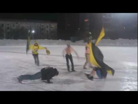 Ultimate Hard Crazy Harlem Shake Russia Murmansk
