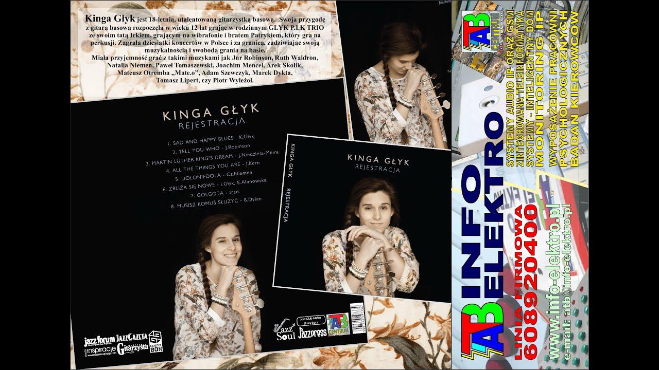 Kinga Głyk & Junior Robinson - Much More - Palowice 6.04.2015