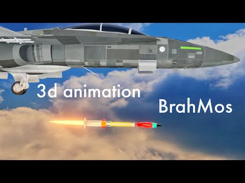 HOW A MISSILE WORKS?...(BrahMos) world fastest supersonic cruise missile/ learn from the base