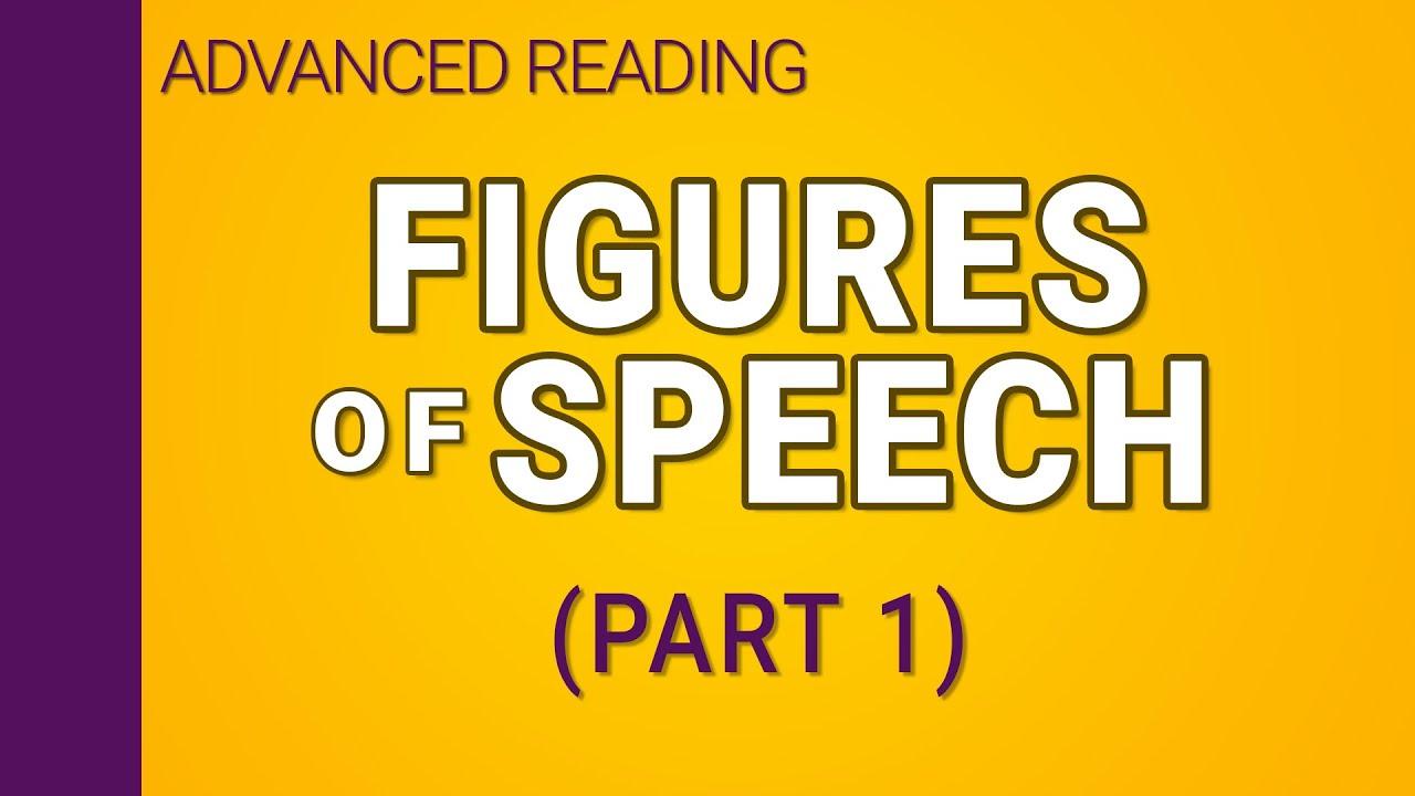 hight resolution of Figures of speech - YouTube