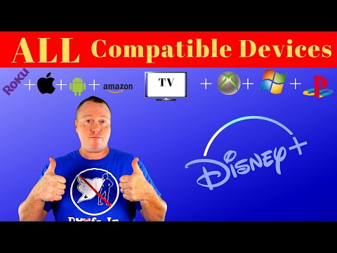 Disney Plus (Disney+) App | ALL Compatible Devices | What Streaming Devices Can I Use?