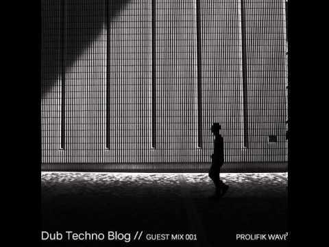 Dub Techno Blog Guest Mix 001 - Prolifik Wave