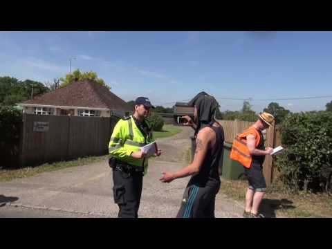 Corperate Bullying , Business as usual Sussex Police , Billingshurst Truthferretfilms