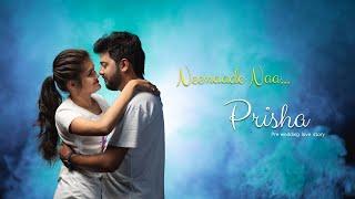 Neenaade Naa -Yuvarathnaa Kannada | Prisha | Prewedding Love Story Bangalore