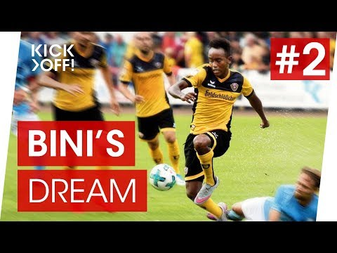 Ethiopian Football Player at Dynamo Dresden? | Beneyam's Bundesliga Dream | Part 2