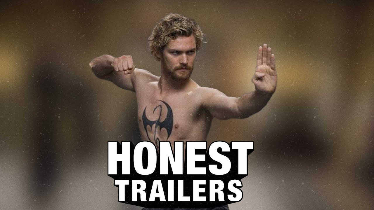 Download Honest Trailers | Iron Fist