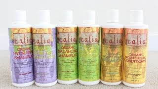 MY FAVOURITE NATURAL SHAMPOO + CONDITIONER: CALIA! Thumbnail