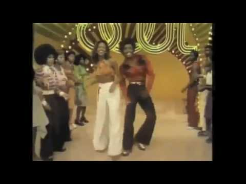 Soul Train Line Dance Compilation 60's, 70's, early 80's