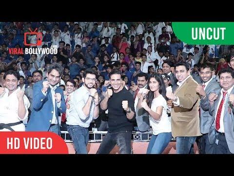 UNCUT - Worlds Biggest Kudo Tournament With Akshay kumar ,Katrina Kaif And Aditya Thackeray