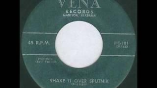 Billy Hogan - Shake It Over Sputnik