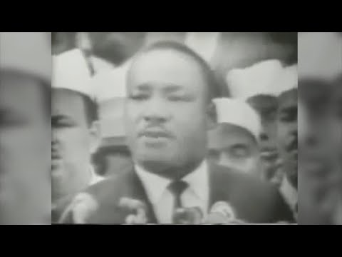 Remembering Martin Luther King Jr's Famed 'I Have a Dream'