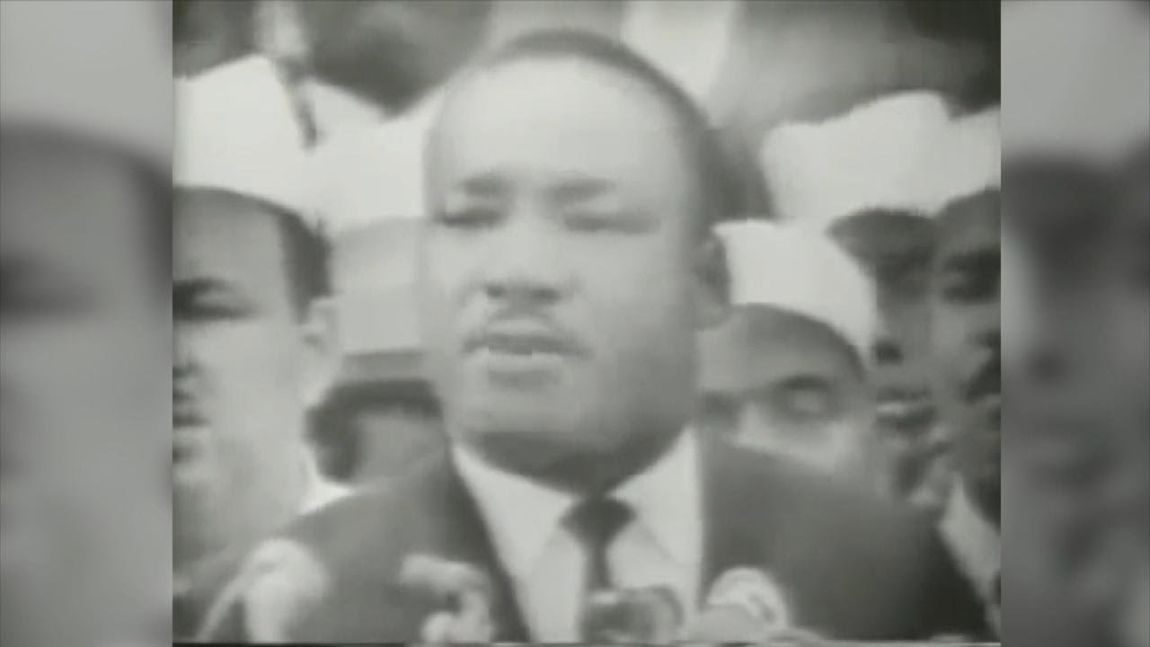 Remembering Martin Luther King Jr S Famed I Have A Dream Speech