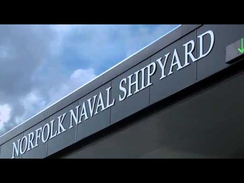 A Rewarding Career at Norfolk Naval Shipyard