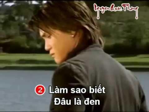 Chon sai con duong Karaoke Beat Trinh Tuan Vy