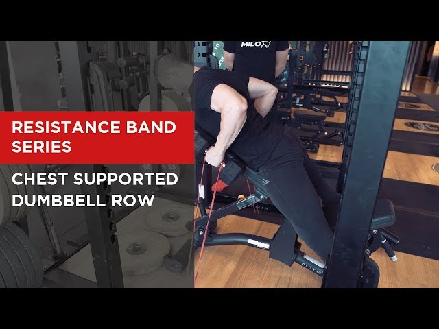 SERIES: Chest Supported Row