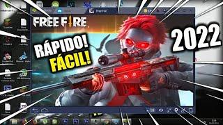 COMO BAIXAR FREE FIRE PARA PC 2021 (PC FRACO)