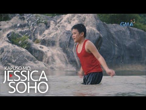 Kapuso Mo, Jessica Soho: Bata sa Tarlac, kinuha umano ng isang sirena?