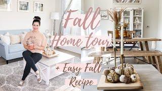2020 FALL HOME TOUR  Fall Recipe