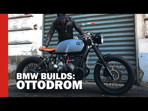 BMW Motorcycle Builds By Ottodrom