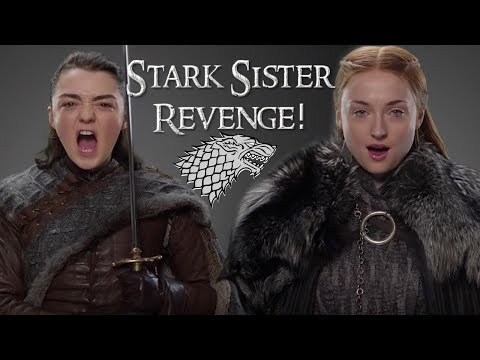 Sansa and Arya Stark are out for Blood | Game of Thrones Season 7 Predictions