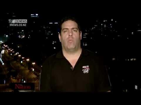Cameron Slater live from Israel original