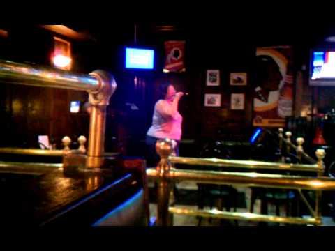 Janice Karaoke -- Tracks of my Tears