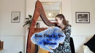 River Flows in You - Bristol Harpist