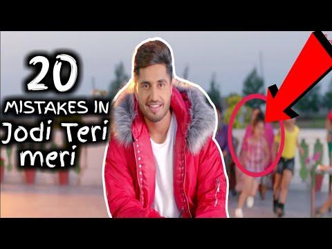 20 funny MISTAKES in Jodi Teri Meri by Jassi Gill | Desi Crew | Latest Song 2018