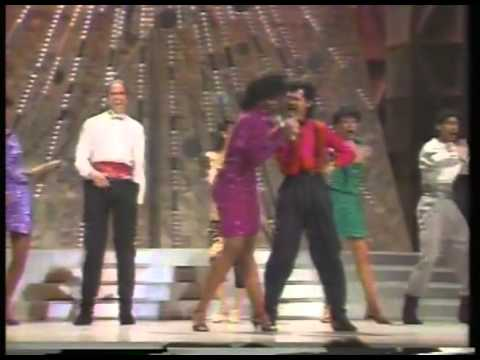 DeBarge sings Learn The Ways of Love & High Society - Open To Love & Need Your Loving imasportsphile