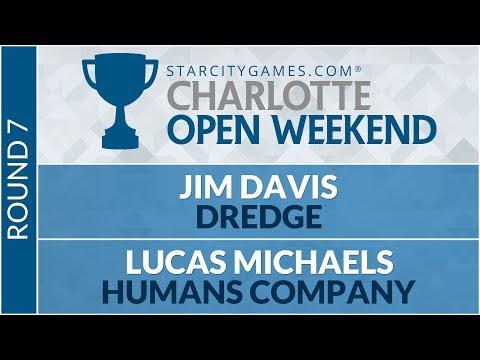 SCGCHAR - Round 7 - Jim Davis vs Lucas Michaels