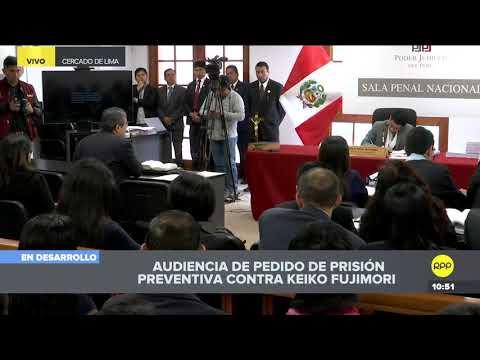 Pérez Gómez a abogados: Me gustaría regalarles el Código Procesal Penal