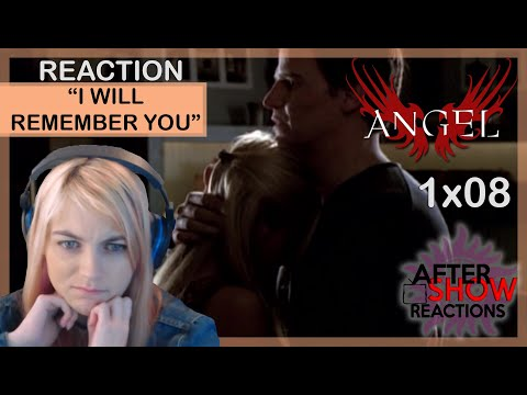 Angel S01E08 - I Will Remember You Reaction