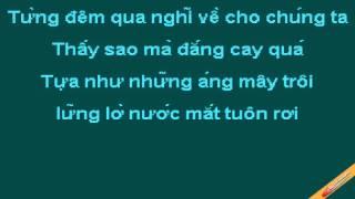 Hai Nua Tinh Yeu Karaoke - Khổng Tú Quỳnh Thiên Minh - CaoCuongPro