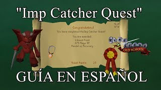 [OSRS] Imp Catcher Quest (Español)