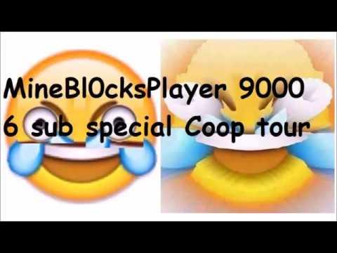 6 Sub Special Coop Tour!
