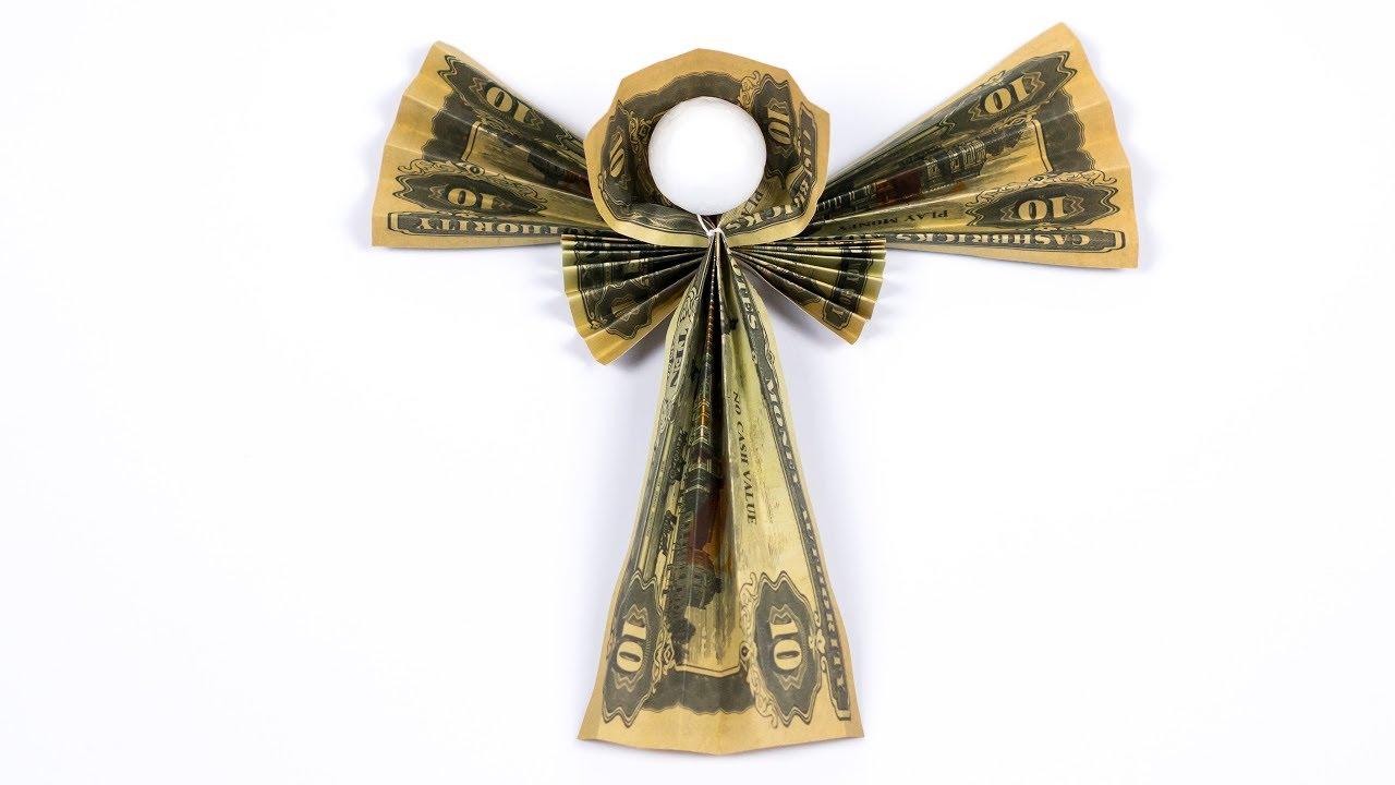 Cash Money Graduation Gift Ideas | Money origami, Dollar origami ... | 720x1280