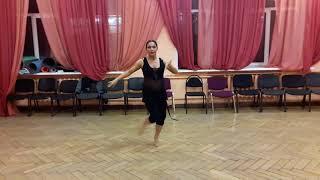 Майя Сабитова/Maya Sabitova. New Megance In Dance School
