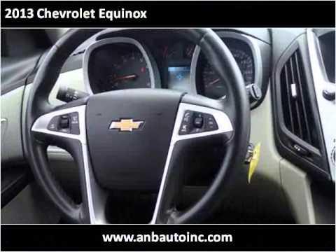 2013 Chevrolet Equinox Used Cars Roseville Mi Youtube