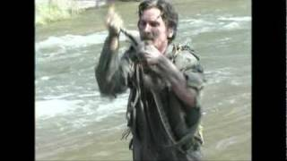Christian Bale on Filming Rescue Dawn