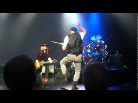 Ian Anderson - Locomotive Breath - Chicago Nov. 2, 2012