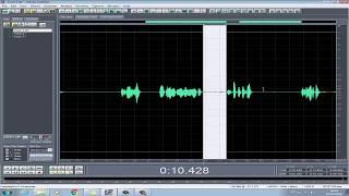Como editar la voz en adobe audition 1.5 - Facil, Rápido Y Sencillo - Muy Buena Calidad!