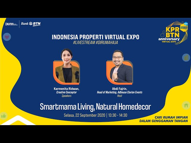 IPEX Webseries - Smartmama Living, Natural Homedecor