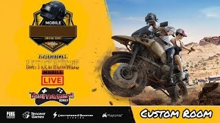 PUBG Mobile Live Tournament | Gaming monk | 3STEP