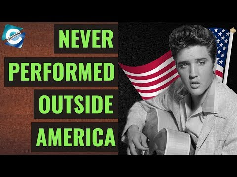 7 Facts You Probably Didn't Know About Elvis Presley | King Of Rock & Roll