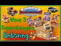 Skylanders: Superchargers: Wave 3 Supercharger Character Unboxing