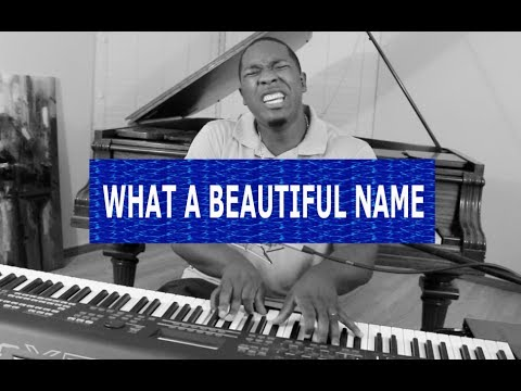 What A Beautiful Name - Hillsong Worship Cover by Jared Reynolds